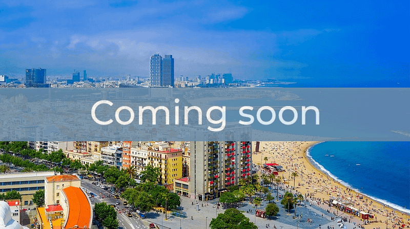 Coming soon barcelona