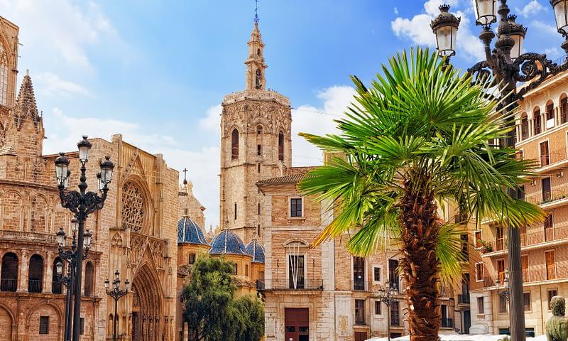Valencia - home page